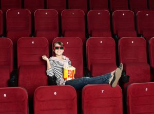Watching Films Alone - Movie Mania