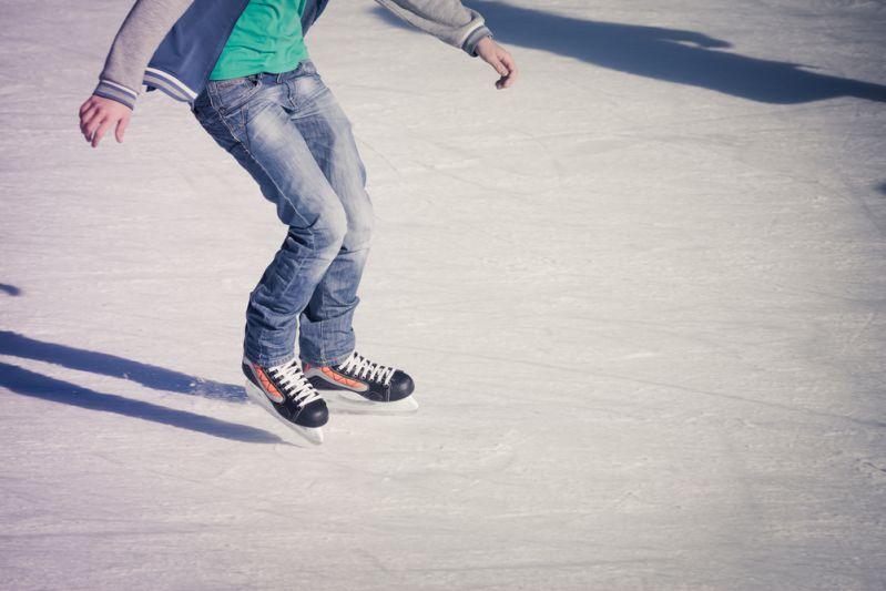 Anecdotes from Houston - Ice Skating Houston