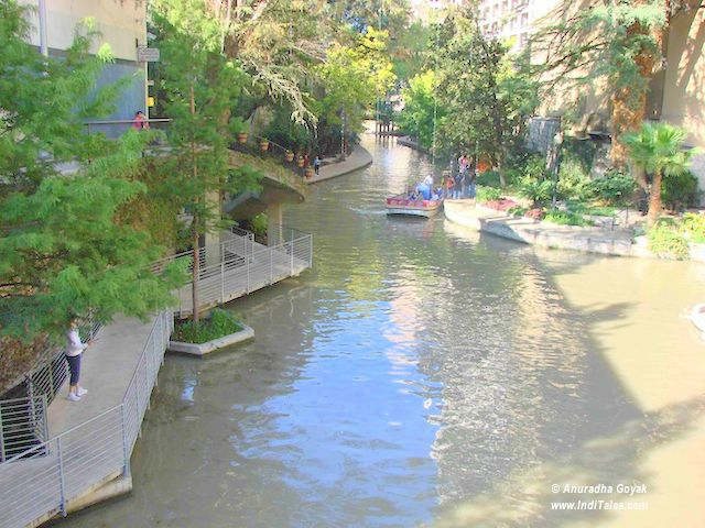River Walk at San Antonio