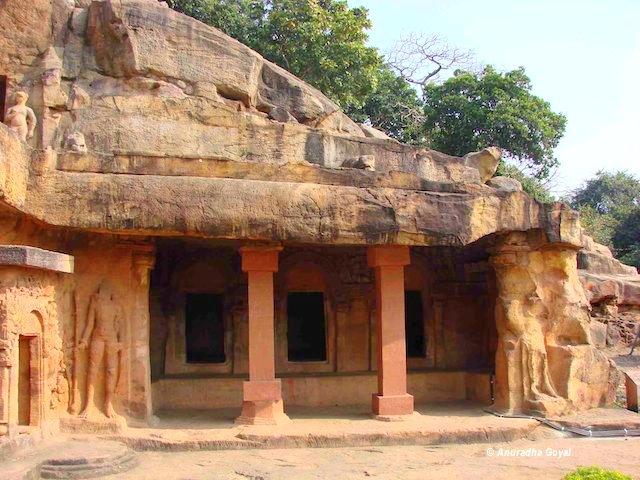Udayagiri & Khandagiri Caves, Orissa
