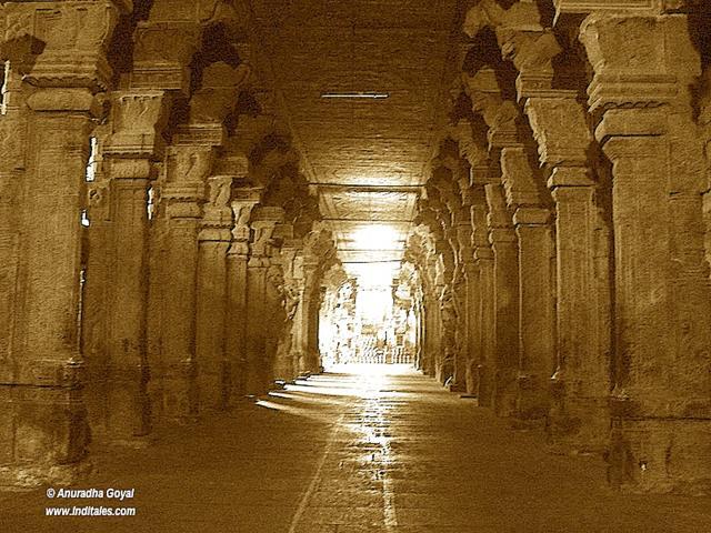 Rameshwaram Temple, Madurai