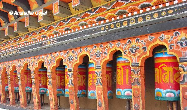 Monastery - Places to visit in Bhutan