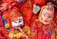 Dilli Haat Puppets