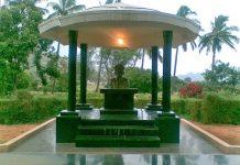 Bharat Ratna Visvesvaraya memorial in Muddenahalli