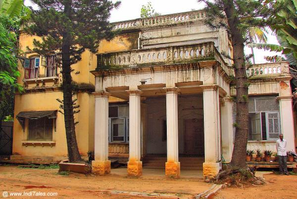 An old House at Basavanagudi