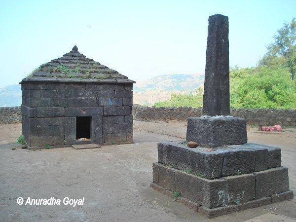 Ekvira Devi Temple near Karla Caves Lonavala