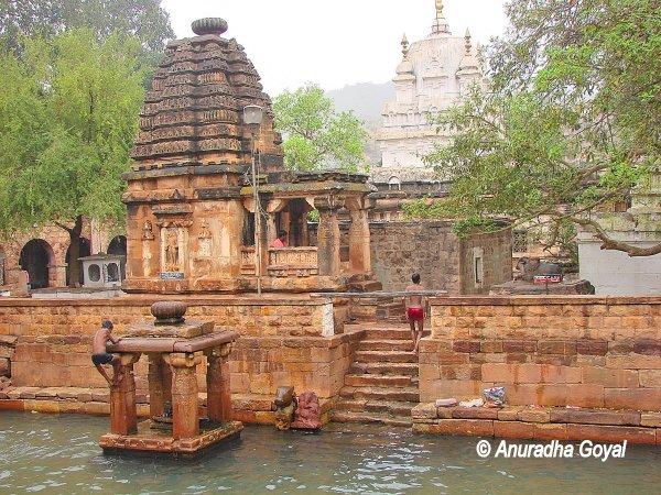 Mahakuta Temple Pond Aihole