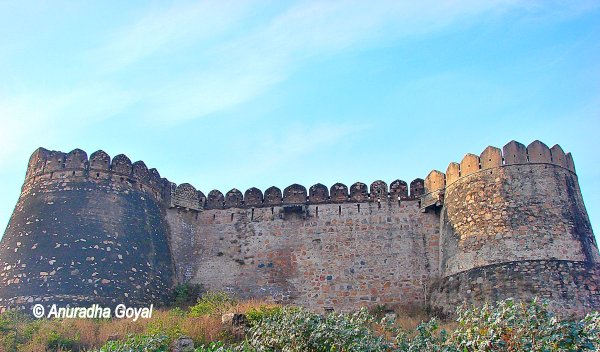 Fort of Jhansi Ki Rani