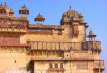 Jahangir Mahal at Orchha