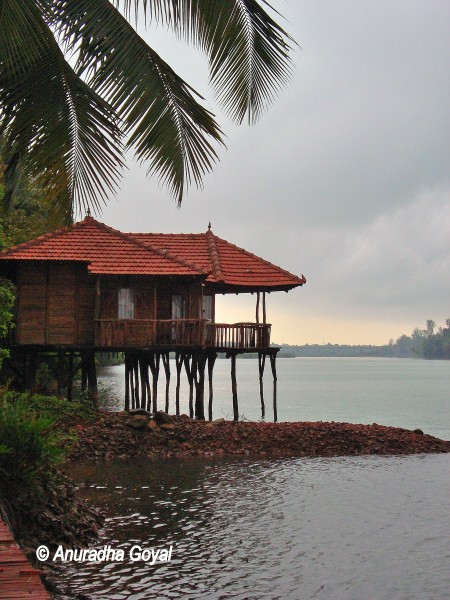 River island resort by Panchagangavalli river, Kundapura in Coastal Karnataka