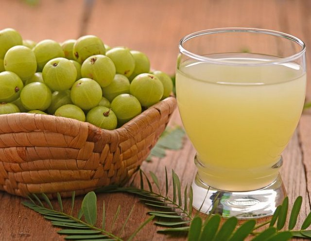 Amla Juice or Gooseberry Juice a nutritious summer drink