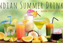 Indian Summer Drinks