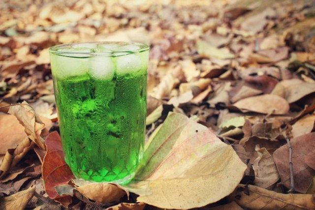 Khas-Khas drink