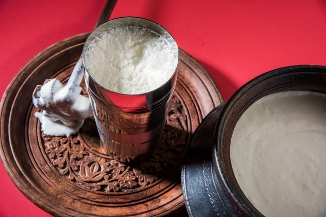 Lassi a wonderful nutritious summer drink