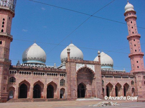 Mosque at Bhopal, Madhya Pradesh