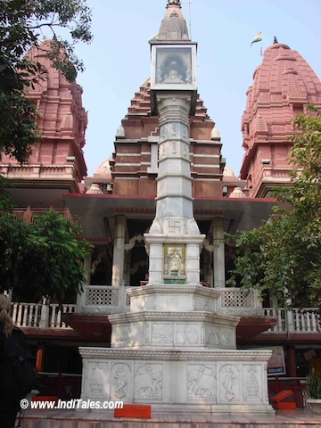 Digambar Jain Lal Mandir, Spiritual Trail at Old Delhi