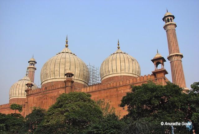 Jama Masjid Old Delhi