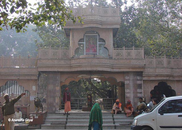 Bankhandi Temple