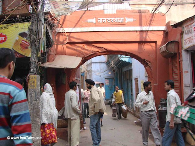 Lal Darwaza - gateways of Old Delhi