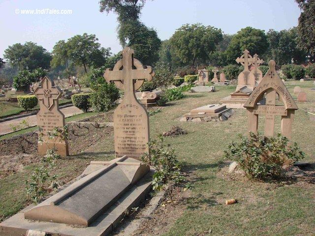 Nicholson Cemetery Delhi