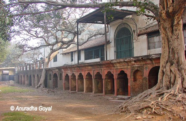 Dara Shikoh's Library - now an Delhi ASI museum