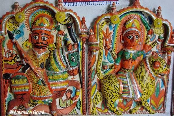 Devra at Urusvati Museum of Folklore