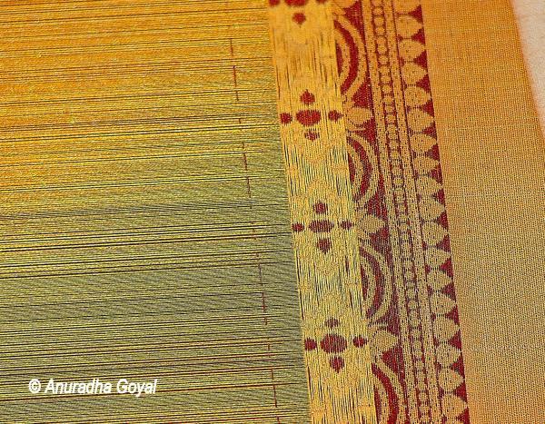 Baluchari Saree weaving