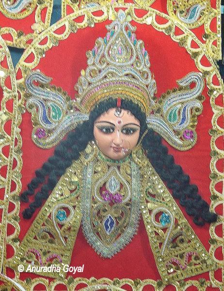 Durga Souvenir at Kumartuli