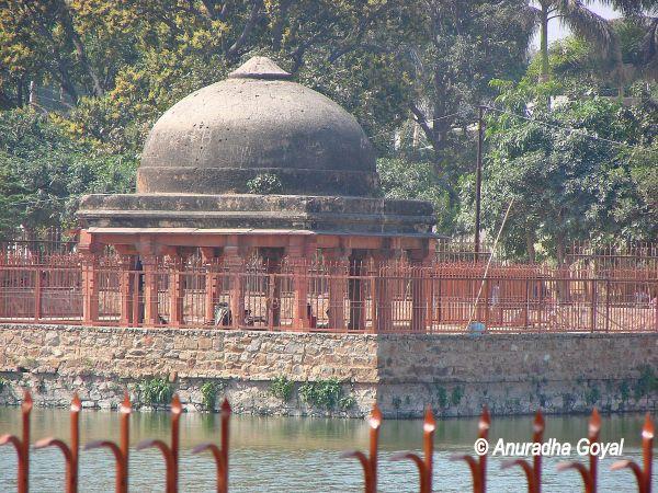 Hauz-e-Shamsi South Mehrauli Delhi
