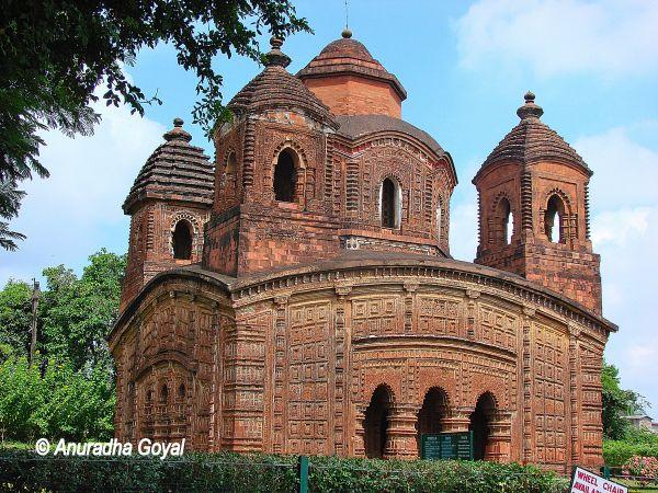 Shyam Rai Temple, Bishnupur