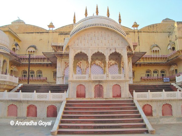 City Palace, Alwar, Rajasthan