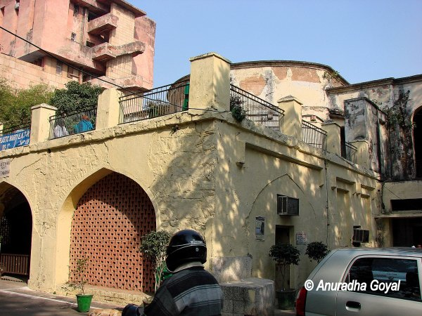Bara Hindu Rao Hospital, Delhi
