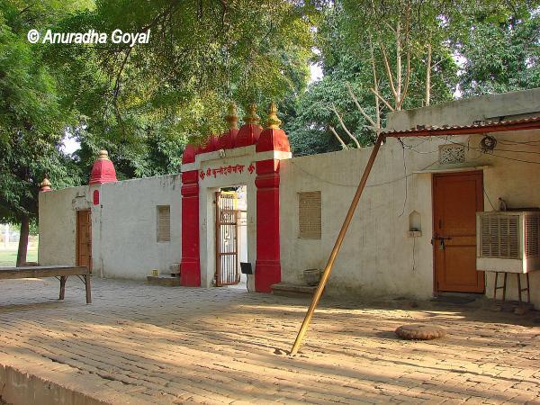 Kunti Devi Temple