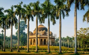 Lodhi Garden - New Delhi