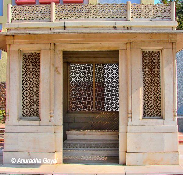Mirza Ghalib Grave