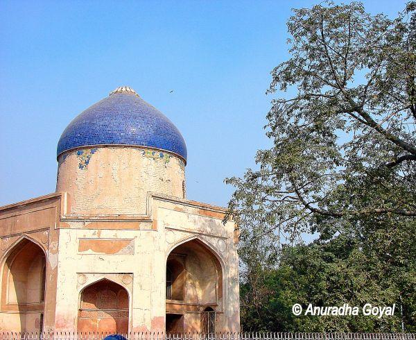 Sabz Burj, Basti Nizamuddin, Delhi