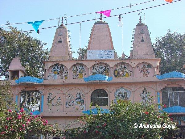 Shiv Mandir, Lodi Road