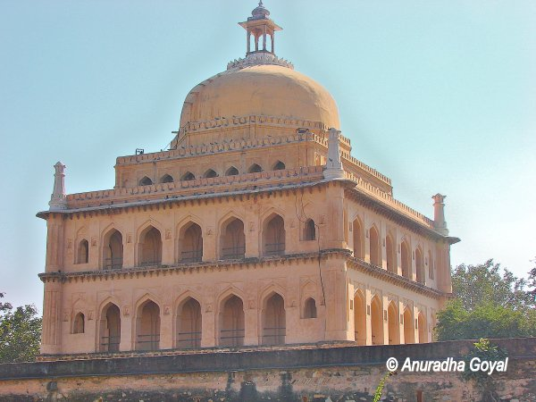 Tomb of Fateh Jang at Alwar