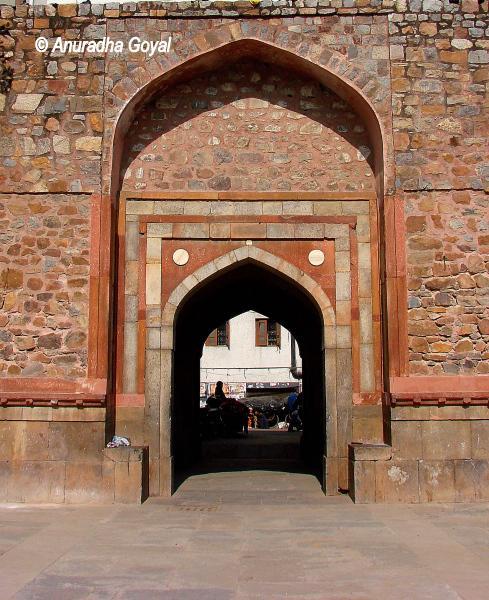 Urs Mahal, Basti Nizamuddin