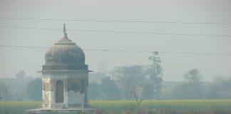 An old Gumbaj in Sarson ka khet at Farrukhnagar