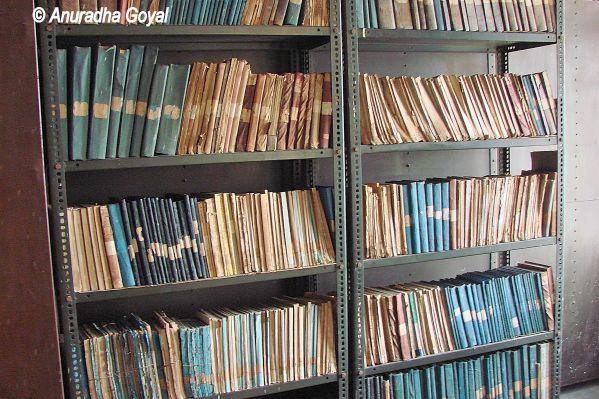 Jain Library at Vaishali