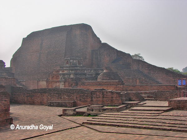 Sariputra's Stupa