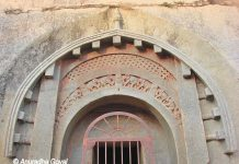 Lomas Rishi Cave, Barabar Hills