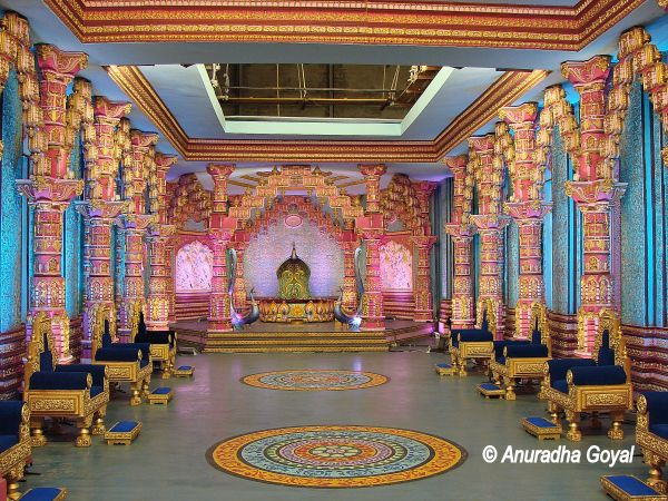 A mythology theme set, Ramoji Film City