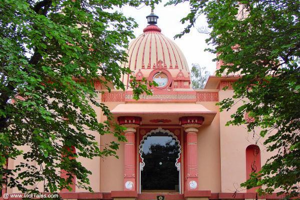 Ramakrishna Mutt, opposite Indira Park Hyderabad