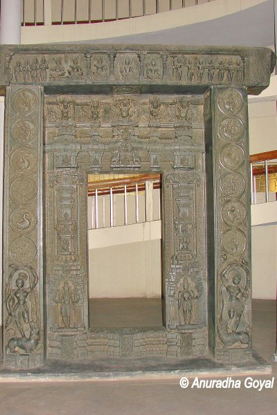 Signature Stone Door Jamb from Warangal