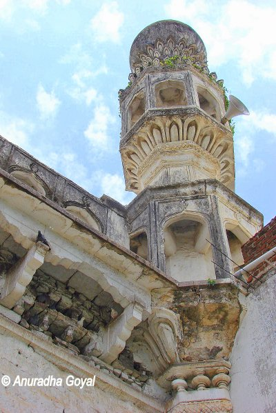 Minaret of an old Mosque
