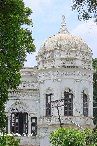 Purani Haveli, Hyderabad
