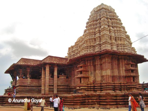 Kakatiya Temples - The Ramappa Temple at Palampet, Warangal