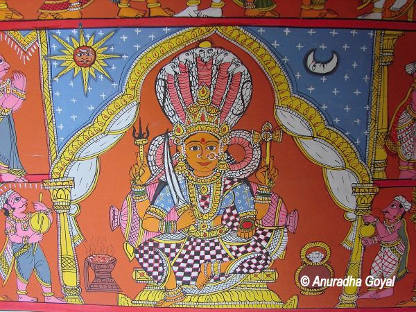 Cherial Painting - Traditional Art